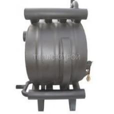 Печь-булерьян с водяным контуром (отопительно-варочный) на 400 м3